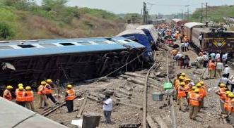 مقتل وإصابة أكثر من 55 شخصًا إثر خروج قطار عن سكته في الكونغو - المواطن