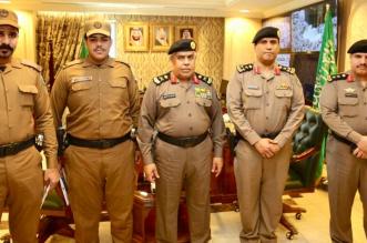 مدير الأمن العام يكرم أفراد أمن كشفوا غموض قضايا جنائية بمكة - المواطن
