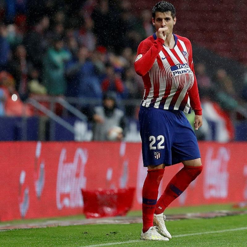أتلتيكو مدريد ضد فالنسيا .. الأتلتي يفوز ويؤجل تتويج برشلونة - المواطن