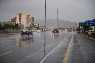تحذير من هطول أمطار غزيرة وجريان للسيول بهذه المناطق - المواطن