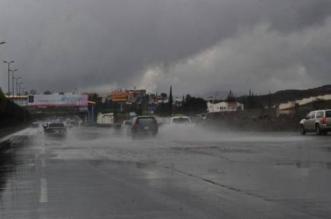 أمطار على عسير ومكة حتى الثانية صباحًا - المواطن