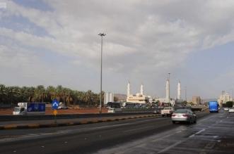 أمطار رعدية على المدينة المنورة حتى الثامنة - المواطن