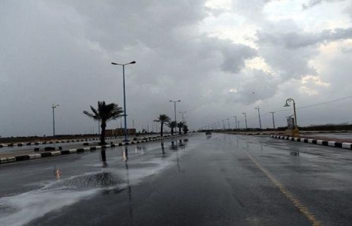 تنبيه لأهالي نجران.. أمطار رعدية وغبار يحجب الرؤية