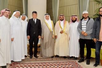 وزارة الإعلام تُبرز المكانة والمشهد الثقافي السعودي في فعالياتها بتركمانستان - المواطن