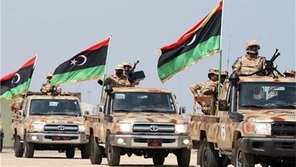 الجيش الوطني الليبي يقرر وقف إطلاق النار والابتعاد عن طرابلس