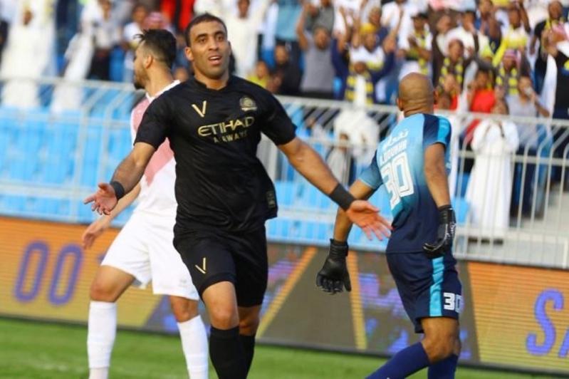 دوري محمد بن سلمان للمحترفين.. #الرائد والفوز الثاني ضد #النصر