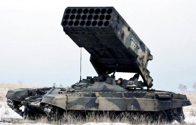 المملكة تتسلم الدفعة الأولى من راجمة الصواريخ الروسية سولنتسيبيوك