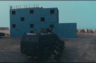فيديو.. 50 ثانية مثيرة لتدريبات وطن 89 - المواطن