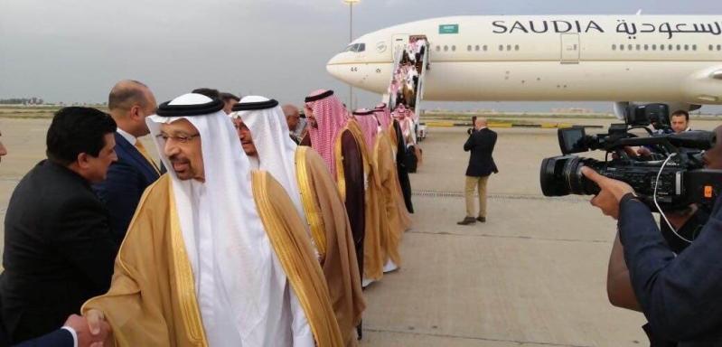 7 وزراء ووفد سعودي رفيع المستوى في العراق لمدة يومين وهذا الهدف