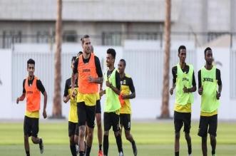 العميد قبل مباراة الاتحاد ضد النصر