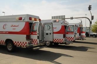 وفاة 6 شبان في حادث مروع على طريق رفحاء - حائل - المواطن
