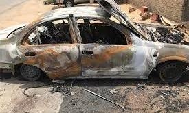 آخر المستجدات بقضية حرق سيارة سيدة الجموم