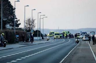 طلقات نارية وانفجار.. ماذا يحدث في هورسهولم الدنماركية ؟ - المواطن
