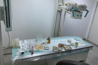 جهاز أشعة يتحول إلى سفرة طعام وصحة جازان تعلق! - المواطن