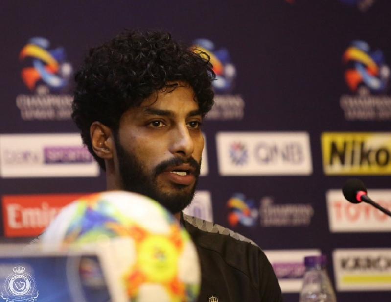 جماهير النصر تشكر عبدالعزيز الجبرين