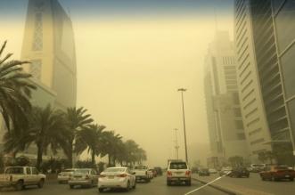 غبار على 7 مناطق اليوم - المواطن