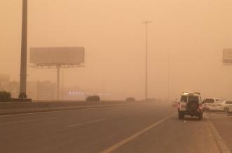تحذير من تدني الرؤية بسبب غبار نجران - المواطن