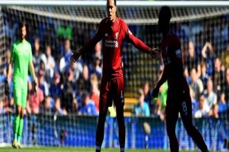 فان دايك يقترب من جائزة أفضل لاعب في إنجلترا - المواطن
