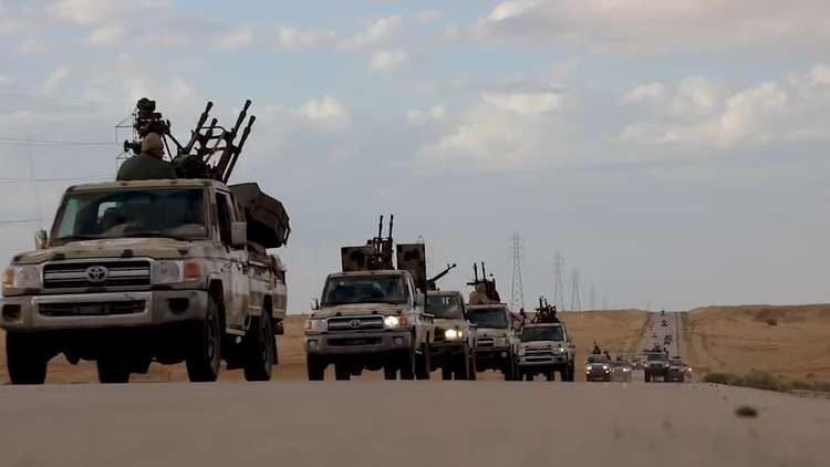الوفاق الليبية تعترف بتلقي أسلحة من تركيا