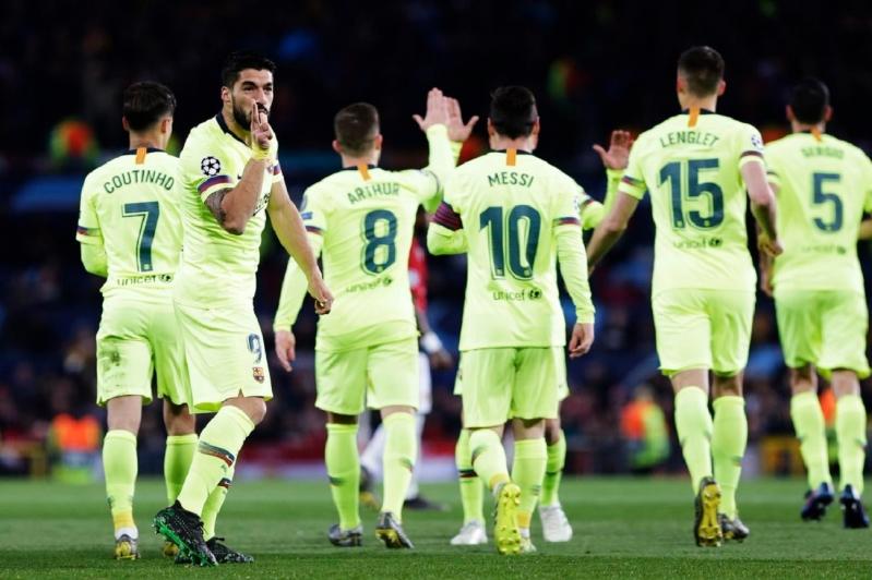 مان يونايتد ضد برشلونة .. النيران الصديقة تُسقط الشياطين الحمر - المواطن