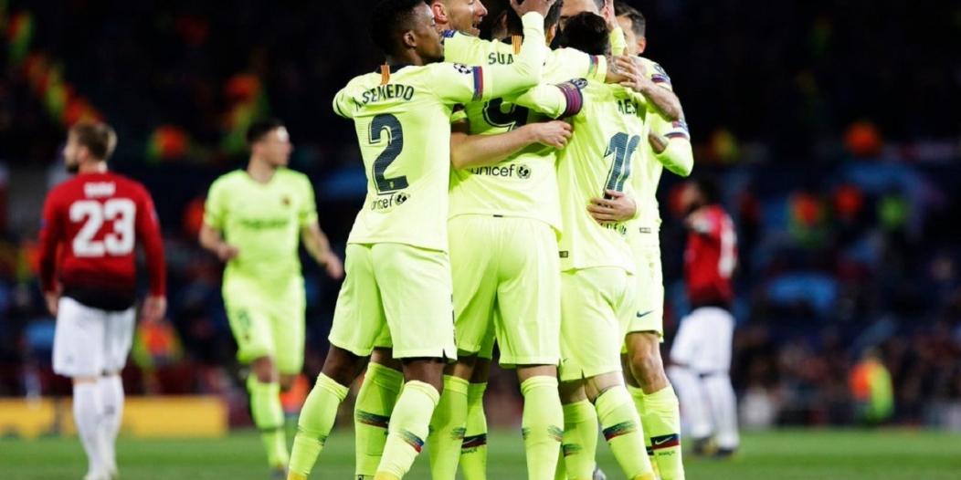مان يونايتد ضد برشلونة .. النيران الصديقة تُسقط الشياطين الحمر