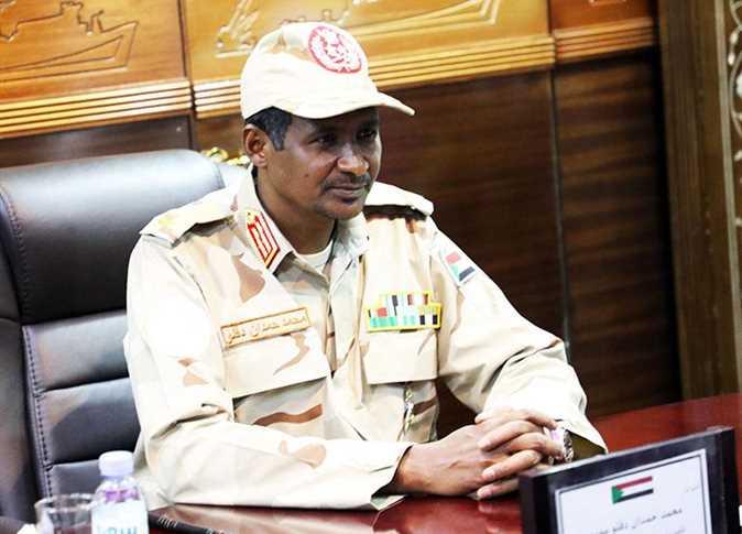 نائب رئيس الانتقالي السوداني: باسم الشعب أشكر المملكة والإمارات