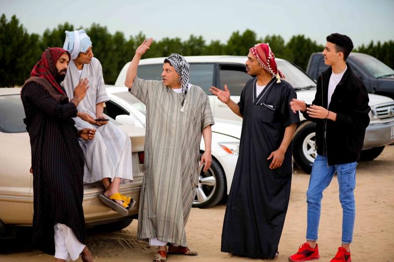 مسلسل هايبرلوب .. كوميديا سعودية تجمع أسعد الزهراني مع حبيب الحبيب - المواطن