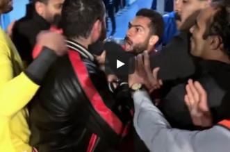 فيديو.. مشاجرة أحمد فتحي ومدير بيراميدز بعد هزيمة الأهلي - المواطن