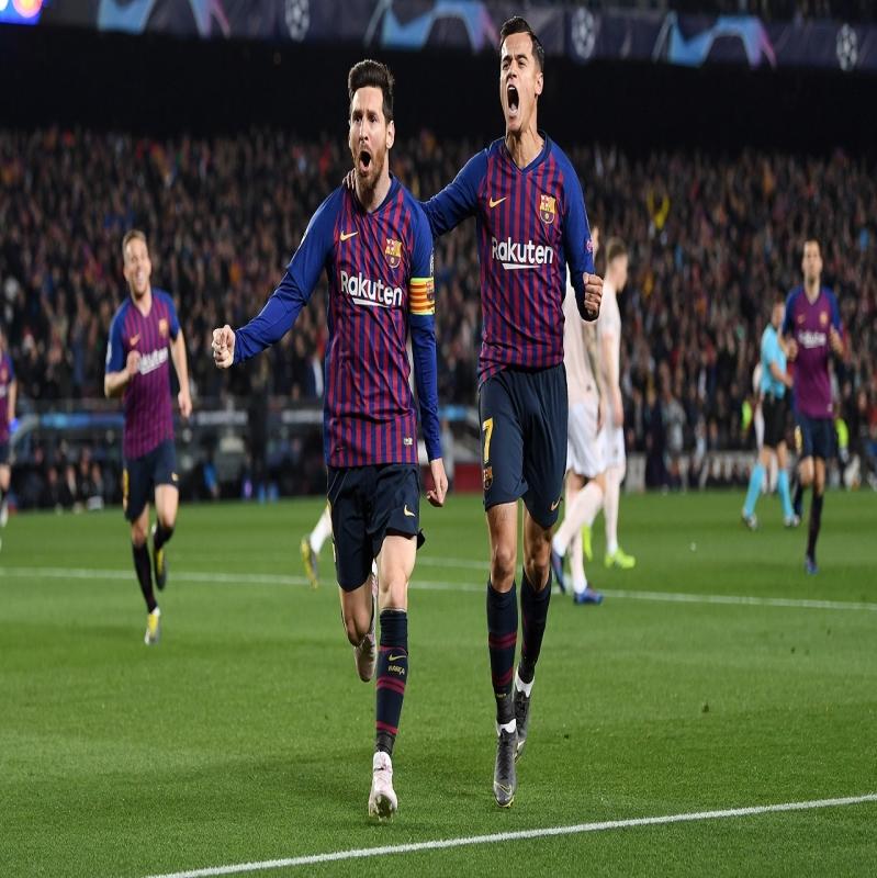 ألافيس ضد برشلونة .. ميسي يبحث عن هدفه التاسع