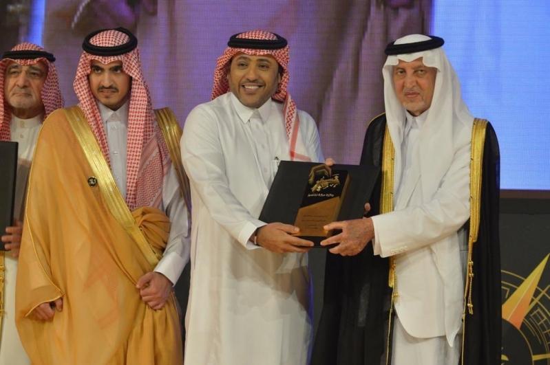 """رحلة نجاح جديدة.. """"من الحرم"""" يقود ناصر حبتر إلى جائزة مكة للتميز"""