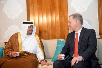 بحضور الأمير محمد بن عبدالرحمن.. السفارة الأمريكية في الرياض تحتفي باليوم الوطني - المواطن