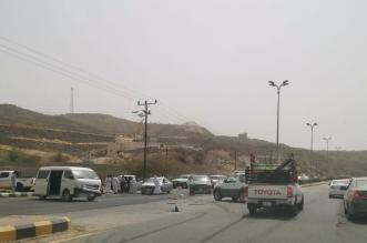 حادثان مأساويان يفجعان بارق والمجاردة .. الضحايا طلاب وطالبات - المواطن