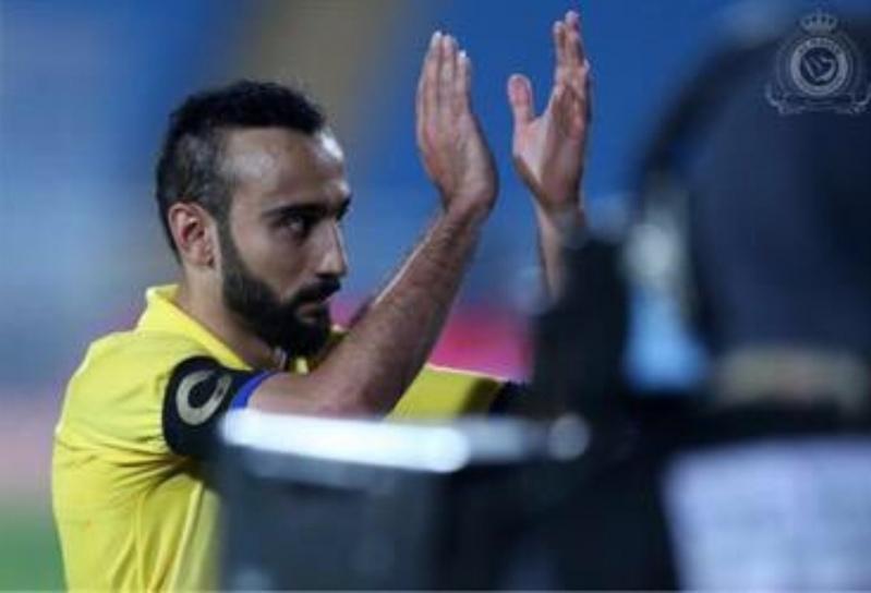 السهلاوي يُحفز لاعبي #النصر بعد خسارة #الاتحاد