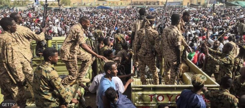 بيان ثانٍ لـ جيش السودان يحدد تشكيل المجلس العسكري الانتقالي