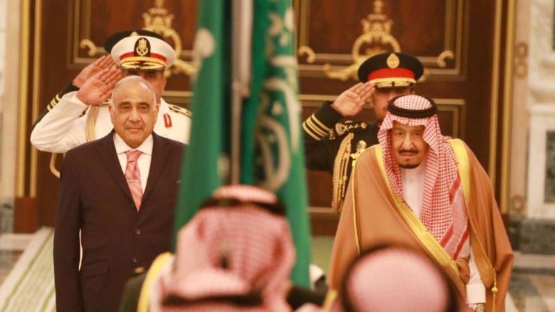 الرياض وبغداد في عهد الملك سلمان.. قفزة في العلاقات لتعزيز مصالح البلدين الاستراتيجية