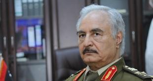 الجيش الوطني الليبي: اتفاق السراج مع أردوغان باطل