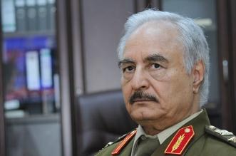 حفتر لحكومة الوفاق: لا تفاوض إلا بعد انسحاب الأتراك - المواطن