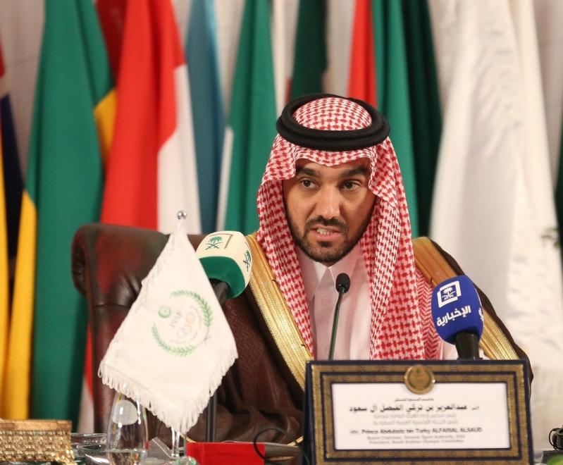 تزكية عبدالعزيز بن تركي لرئاسة اتحاد التضامن الإسلامي