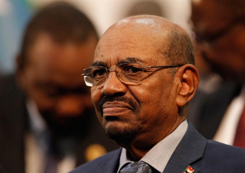 أين تحفظ جيش #السودان على عمر البشير ؟