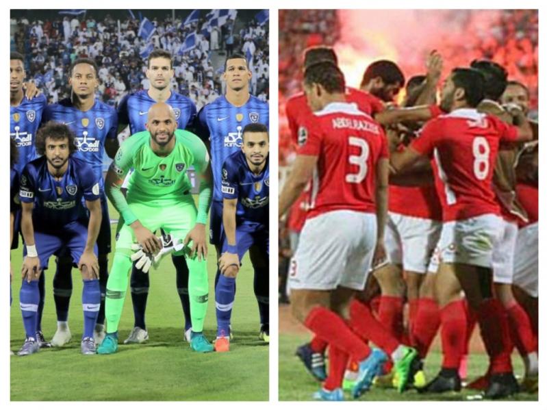 موعد مباراة #الهلال والنجم الساحلي والقنوات الناقلة
