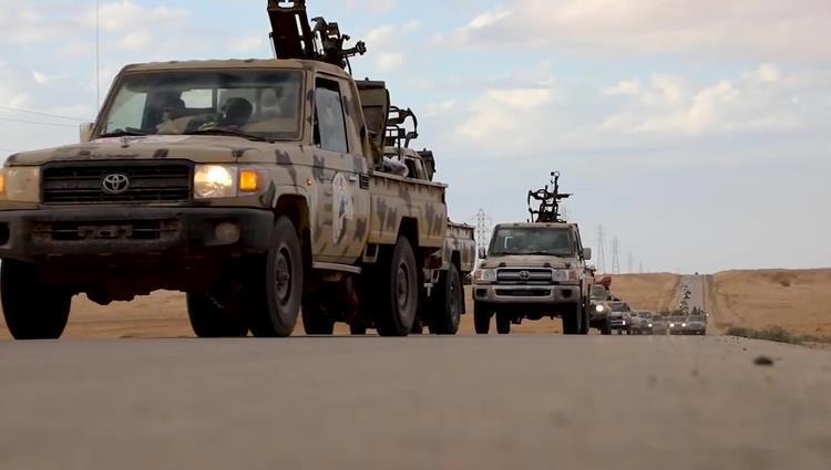 الجيش الوطني الليبي يتوعد القوات التركية