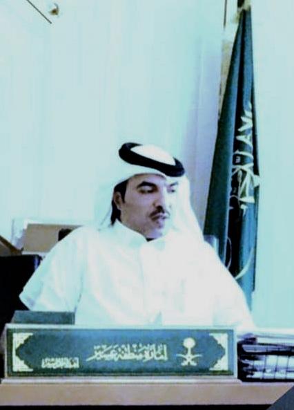 أحمد بن عبدالله آل يعلا إلى الـ9 في أمانة عسير