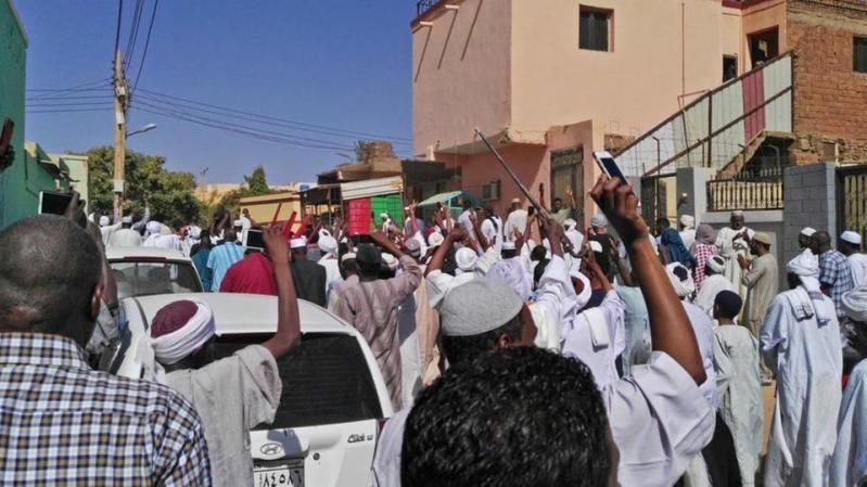 قوى الحرية والتغيير في السودان : الاتصال مع المجلس العسكري غير جدي