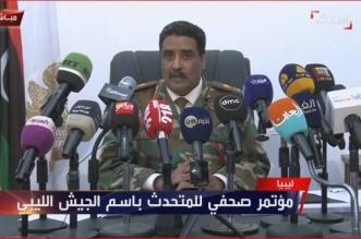 متحدث جيش ليبيا: 120 قتيلًا وجريحًا في معركة طرابلس - المواطن