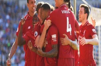 Cardiff city vs liverpool .. الريدز يفوز بثنائية ويتصدر البريميرليج - المواطن