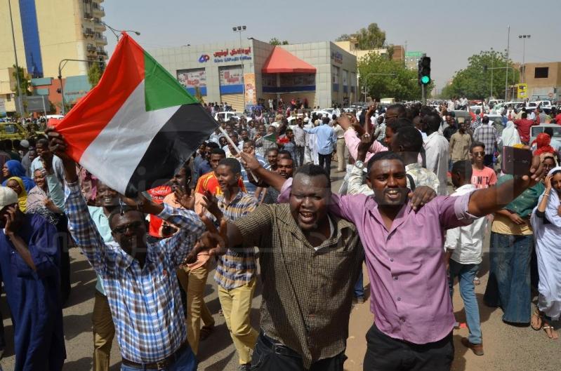 تجمع المهنيين : بيان جيش السودان لا يلبي مطالبنا والمظاهرات مستمرة