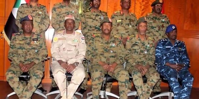 المجلس الانتقالي السوداني يوضح حقيقة الانقلاب العسكري   صحيفة المواطن الإلكترونية