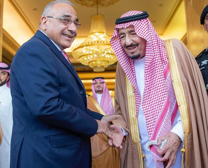 مرتكزات ومحاور العلاقات السعودية العراقية في عهد الملك سلمان