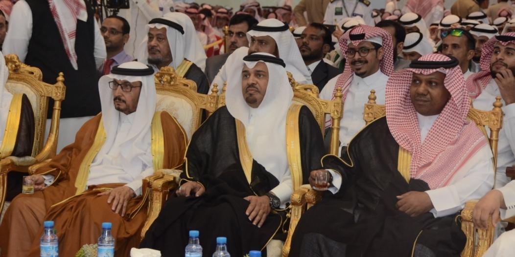 مشاهد من تخريج أكثر من 2600 طالب من جامعة الملك خالد فرع تهامة
