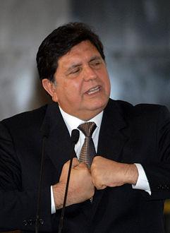 رئيس بيرو الأسبق ينتحر هربًا من تحقيقات الفساد